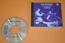 Leon Goosens - Plays Bach, Handel, Mozart / Menuhin / Testament 1998 / Rar