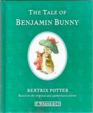 THE TALE OF BENJAMIN BUNNY Beatrix Potter Brand New! hardback 2013 Collectable