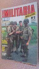 Militaria Magazine n°2 (DECEMBRE-1984)
