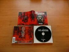 @ CD ALASTIS - REVENGE / CENTURY MEDIA 1998 / DOOM METAL SWITZERLAND