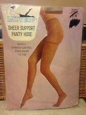 wow! Vintage Lady Elf average size tahiti nude pantyhose w/ model