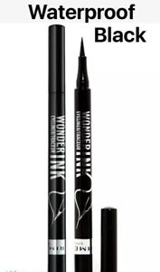 Rimmel Wonder'Ink Wonder Ink Eyeliner Eye Liner Liquid Waterproof Pen - Black