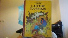 EO 1956 B19 TINTIN L AFFAIRE TOURNESOL HERGE
