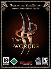 Two Worlds GotY [PC Retail] - Multilingual [E/F/G/I/S]