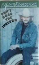 Don't Rock the Jukebox by Alan Jackson (Cassette, May-1991, Arista)