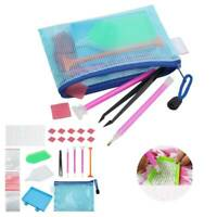 70x Multi 5D Diamond Painting Tool Embroidery Kit Art Painting Accessories Paint