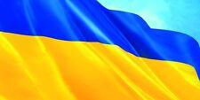 New wave 3x5Feet Ukraine country State Flag Ukrainian Blue-Yellow National Brand
