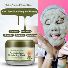 Carbonated Bubble Clay Mask Deep Clean Whitening Hydrating Skin Care 1 Bottle