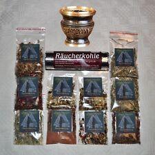 Räucherset Räuchersortiment Hexenkiste Starterset 12 Teile Netzgefä�Ÿ MESSING
