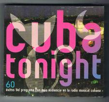 CUBA TONIGHT 60 EXITOS DEL PROGRAMA CON MAS AUDIENCA EN LA RADIO MUSICAL CUBANA