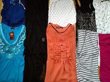 Huge 32x bundle ladies womens clothes size 8 (5)
