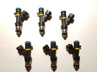 Set of 6 OEM Fuel Injectors for Nissan Murano 350Z Infiniti G35 FX35 M35 3.5L