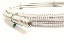 Tubo acciaio Inox AISI 304 Ø 1/2 Sicurflex Acqua, flessibile, rotolo da 4 metri