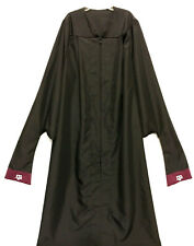 "56"" Fits Taller person Texas A&M Aggies Graduation Gown Black Unisex"