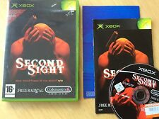 Second Sight Xbox Game! Complete! Look In The Shop!