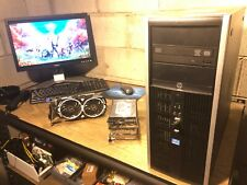 HP Elite Gaming Computer /  AMD RX 570 4GB GDDR5 /
