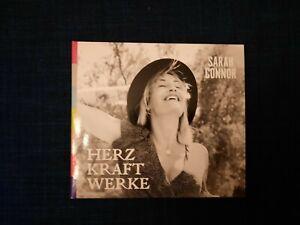 Sarah Connor - HERZ KRAFT WERKE  CD Top Zustand