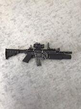 Mezco Regular Punisher Assault Rifle One12 1/12 Weapon Accessories Fodder