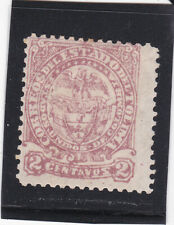 Colombia States Tolima #45 Mint