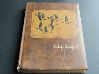 """SALE""-COLLECTION OF ETCHING AND PAINTING REPRO-BISHOP'S WILDFOWL-1948 1st Ed."