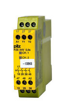 PILZ PZE X4V 0,5/24VDC 4N/O FLX 774580 Sicherheitsrelais PNOZ X