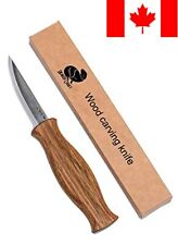 BeaverCraft, The Best Wood Carving Sloyd Knife for Whittling and Roughing for...