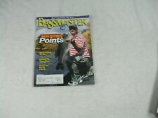 Bassmaster Magazine ~ September/October 2001 ~ Burning Baits For Bass - How To F