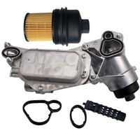 Oil cooler Kit for Holden CRUZE JG JH F18D 1.8L ASTRA BARINA Z18XER with Filter