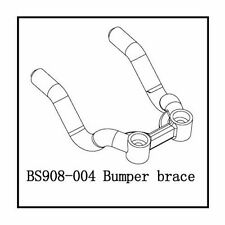 Redcat Racing Front Upper Bumper Bracket BS908-004 FREE US SHIPPING