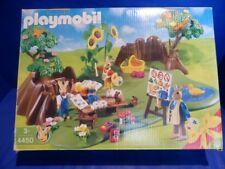 Playmobil 4450 osterhasenschule Pascua liebres escuela huevo de Pascua