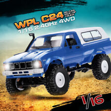 WPL C24 1/16 2.4GHz 4WD RC Car Crawler Off-road Pick-up Truck RTR Toy J2N7