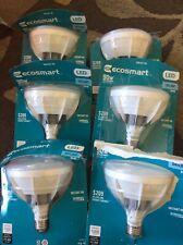 EcoSmart 90W BR40 DimLED Light Bulb Daylight Pack Energy Efficient Kitchen Lot 6