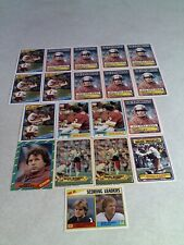 *****Mark Moseley*****  Lot of 41 cards.....8 DIFFERENT / Football