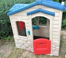 Little Tikes Gartenhaus Kinderspielhaus Blockhütte outdoor / indoor Kochnische