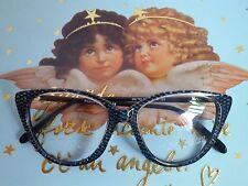 FIORUCCI occhiali vista VINTAGE BA-25 BLUE Eyewear frame Made in Italy NOS