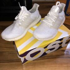 Adidas Ultra Boost 3.0 UK Size 9 Triple White Worn By Kanye West ❄️SEND OFFERS❄️