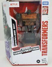 Transformers War For Cybertron Netflix Decepticon Sparkless Bot