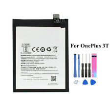Spare Battery BLP633 For OnePlus 3T A3010 One Plus 1+3T 3300/3400mAh with Tools