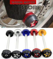 For KAWASAKI ZX600/ZX6R /ZX10R/ZX14R NINJA Front Wheel Fork Slider Protector