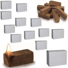 1200 St. Bio Anzünder Kamin Anzünder Ofenanzünder Holz und Wachs Feueranzünder