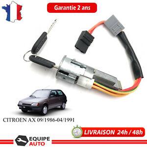 Neiman antivol de direction 4 fils Citroën Ax