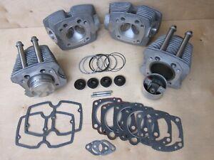 Big set of cylinders and heads Ural Gear Up, Patrol, Tourist, 750cc 2018 & Older