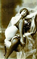 A4 Vintage 1920's Art Deco Pretty Nude Girls ..Victorian/Edwardian Beauties 225