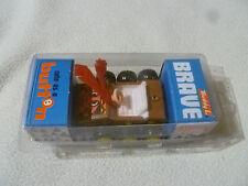 NEW BUDDY L BRAVE BUTTONS STURDY STEEL DIECAST TOY CAR VINTAGE NO. 4101 RARE NIP