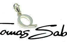 Thomas Sabo  Buchstabe Q  Charm Anhänger 925 Sterling Silber