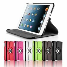 360° Rotating Smart Stand Case Cover for iPad Mini