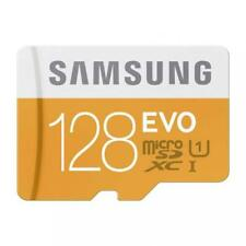 AUTHENTIC SAMSUNG 128GB MICRO SDXC MEMORY CARD HIGH SPEED CLASS 1 for CELL PHONE