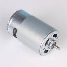 Model RS-550 Electric Motor 12-24V For Various Makita Bosch Cordless Screwdriver
