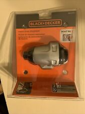 Black+Decker Impact Driver Attachment - BDCMTI