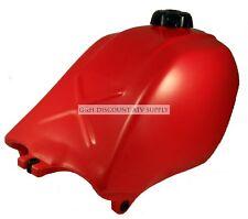 WIDE OPEN Plastic Gas Fuel Tank for 1985 1986 1987 Honda Atc 250 ES Big Red